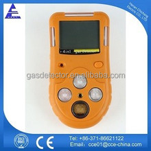 All in One Portable Multi Gas Detector for 4 Gas Detecting GC310