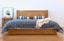 Newest low price indian wood beds
