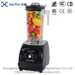 Professional Commercial High Power Fruit & Food Juice portable electric commercial blender