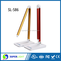 SL-586 led desk lamp costco desk lighting for students with USB