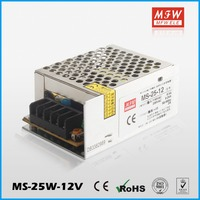 S-25W single output power supply led driver 12v 2.1a