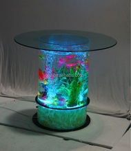 LED lighting acrylic table