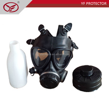 Military Gas Mask With Drinking Device