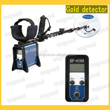 CPX 4500 Ground gold detector, Automatic Ground Balance,geophysical inspection equipment for deep searching gold