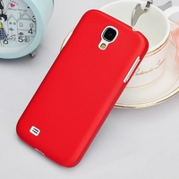 Cell accessories of dull polish phone case for Samsung Galaxy S4 I9500 thin plastic unique touch china wholesale