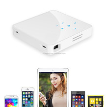 1080P HD Wireless Mobile LED Wifi Bluetooth Projector Home Projector with HDMI
