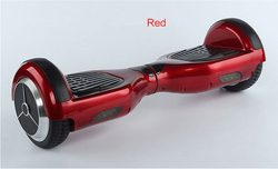 Outdoor sports electric self balancing scooter