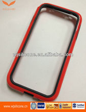 New hot selling PC and TPU bumpers case for Samsung S4
