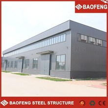 insulated low cost prefabricated living rent warehouse in ningbo