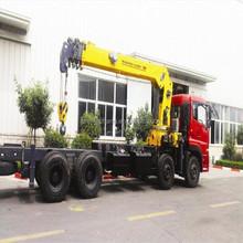 factory 18ton telescopic heavy lift crane truck in dubai for sale