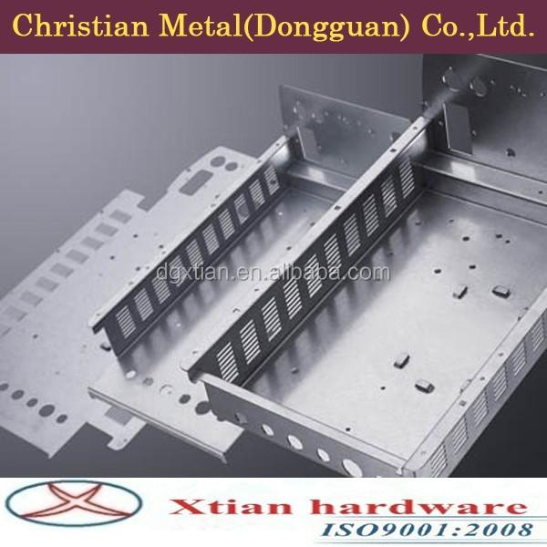 Aluminum Metal Suppliers : Aluminum enclosure sheet metal fabrication from