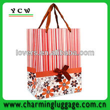 2013 paper packaging bag for gifts packaging