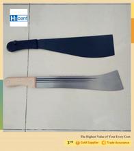Nigeria market high carbon fix blade hunting tools knife/machete M204 18''