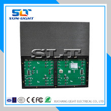 SLT led sign board 32*16 p5 led matrix 32*32 led module as seen tv