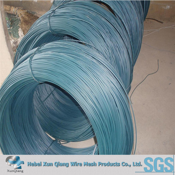 Plastic Coated Galvanized Iron Wire,Plastic Coated Spring Wire ...