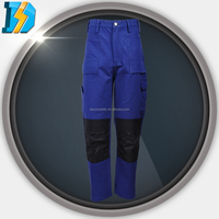 Polo Style Coverall Workwear Mens Beach Cargo Pants