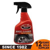 Car wheel rim cleaner