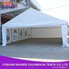6x10m Protecting rain&sunshine easy up iron tube portable garage canopy