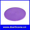 Silicone table mat Heat-resistant fashion silicone table mat /Silicone rubber table mats