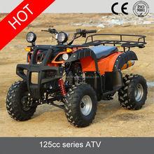 Popular design 125cc atv