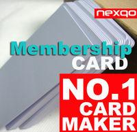 High quality magnetic stripe card/membership