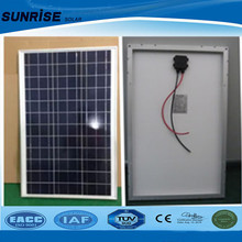 High efficiency & low price panel solar monocrystalline with TUV, IEC, CE, CEC, ISO