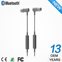 Plastic mp3 headphone durable earbuds with microphone