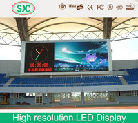 Low consumption led module letters steel plate p20 distribute