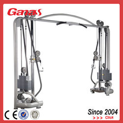 Luxury Commercial Cable Crossover Machine China Fitness Equipment