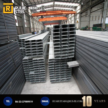 C steel channel weight chart