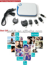 New gadgets 2014 universal portable powerbank 5000mah & best products for import made in china