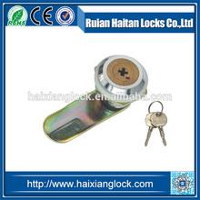 MS402-2 alta calidad aleación de zinc pestillo de leva cerradura del gabinete