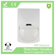 Fashionably designed Wireless PIR sensor PA-92R, security product ,PIR sensor