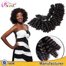 Collect hair all over the world, braiding hair baby curl, healthy looking virgin Burmese hair