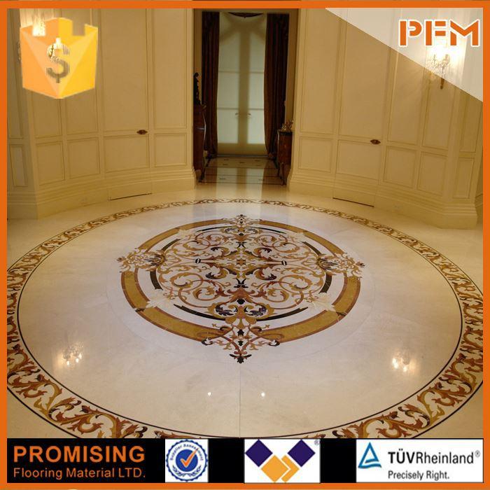 Inlaid Marble Floor Design : Luxury building material marble inlay italian