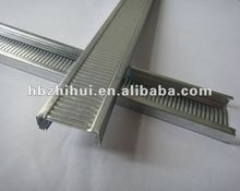 CE approved metal channel