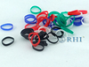 RHI pvc color circle / clear plastic circle/colored plastic circles