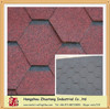 Asia red Bitumen Shingles