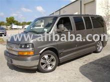 Explorer Conversion Van