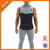 Full zip fitted tapered tracksuit, plus size slim fit microfiber tracksuit customized