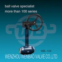 (WB-124) Long Neck Underground Ball Valve