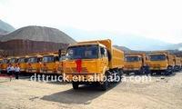 Beiben heavy duty dump truck 2628AK /6x6 /3800+1450