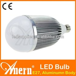 High Brightness 7W/9W/12W led bulb zhongtian