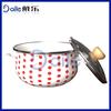 Enamelware Casserole tivoli cookware