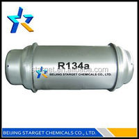 99.9% purity refrigerant R134a gas price for automotive use