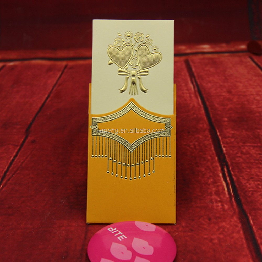 Tanzania Cheap Price Extravagant Wedding Invitations,Pocket ...