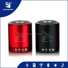 2.1 speaker support USB/TF card/FM bluetooth speaker with FM radio portable speaker
