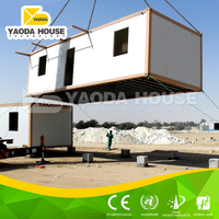 Cheap and Easy Installation Steel box type house designs