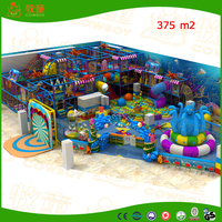 Indoor playground equipment european