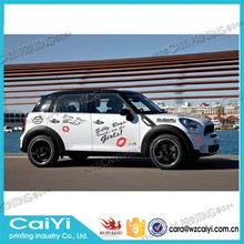 Design Graphic Vehicle Wraps Custom Car body Decals and Graphics